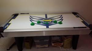 air hockey table reviews air hockey table reviews brunswick table designs
