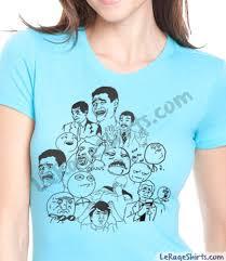 Tshirt Memes - meme dream team rage faces t shirt le rage shirts