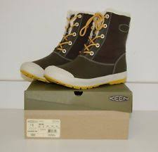 s keen boots size 9 mid calf solid keen boots for ebay