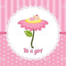 baby girl cards baby boy card stock vector 535453824 istock
