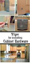 Installing Kitchen Cabinet Hardware by Install New Cabinet Pulls The Easy Way Cabinet Hardware