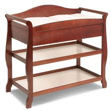 Changing Table Cherry Storkcraft Aspen Changing Table In Espresso Free Shipping