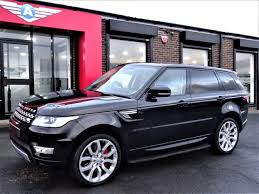 range rover car black used land rover cars bradford second hand cars west yorkshire