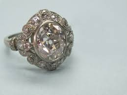 vintage oval engagement rings beautiful collection of vintage oval engagement rings ring ideas