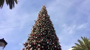 2016 christmas tree at fashion island newport beach california