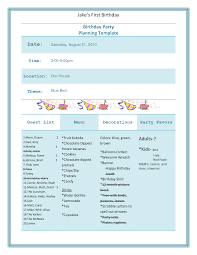 printable party planner checklist 29 images of birthday party planner template leseriail com