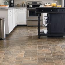 tiled kitchen floor ideas kitchen beautiful laminate tile kitchen flooring 2009