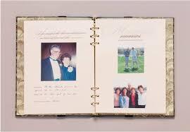 memorial book make a memorial book funeral books and funeral memorial