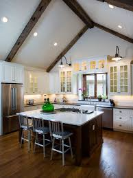 cathedral ceiling kitchen lighting ideas vaulted ceilings kitchen ideas photos houzz