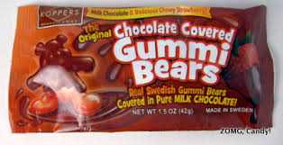 where to buy chocolate covered gummy bears koppers chocolate covered gummi bears zomg candy