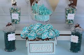 Baby Shower Table Ideas Charming Baby Shower Candy Table Ideas 62 About Remodel Custom