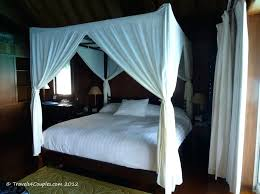 4 Post Bed Frame Four Poster Bed Canopy Curtains Four Post Bed Frame Plans 4 Poster