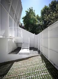 a townhouse renovation prioritizing indoor outdoor flow ignant com