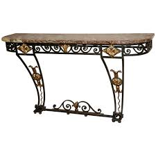 Iron Console Table Iron Console Table Great Tables