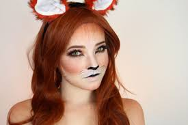 halloween fox nyx halloween freshblush fox tutorial youtube