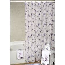 Purple And White Curtains Purple Gray And White Shower Curtain Shower Curtains Ideas