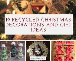 19 recycled decorations and gift ideas favecrafts