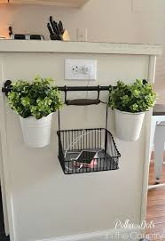 Ikea Hanging Planter by Diy Charging Station Using Ikea U0027s Fintorp System Hometalk