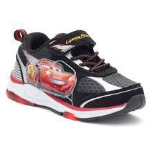 Lighting Mcqueen Halloween Costume by Pixar Cars Lightning Mcqueen Toddler Boys U0027 Light Up Shoes