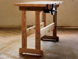 diy wooden workbenches leversetdujour info
