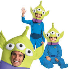 Alien Costumes Toy Story Costumes Pixar Character Costumes Brandsonsale Com