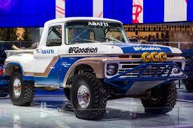 Ford Raptor Farm Truck - ex farm truck is the baddest pickup at the detroit show