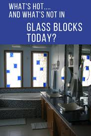 Glass Block Bathroom Designs by 137 Best Glass Block Windows Images On Pinterest Glass Blocks