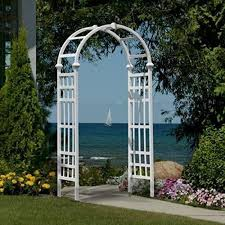 wedding arches ottawa arbor for garden yard wedding arches trellis arch gate vinyl
