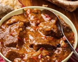 cuisiner viande recette mijoté de viande de cheval sauce à la bière