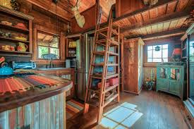Home Interior Cowboy Pictures The Cowboy Cabin Tiny Texas Houses Small House Bliss