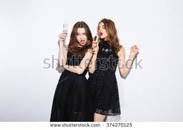 two young girls stock images royalty free images u0026 vectors