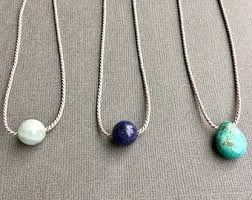 beading cord necklace images Silk thread necklace etsy jpg