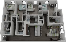 4 Bedroom Apartments Neau ic