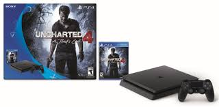 kohl s ps4 black friday kohl u0027s ps4 slim 500gb uncharted 4 a thief u0027s end only 174 99