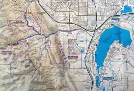 Map Buffalo Buffalo Creek Singletrack Maps