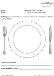eating healthy worksheets free worksheets library download and