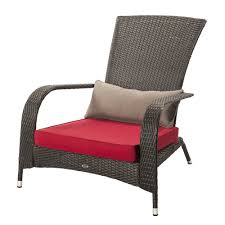 Patio Chair With Ottoman Patio Chairs Outdoor Lounge Chairs Lowe U0027s Canada