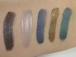 maybelline color eye chrome review swatches musings of
