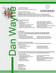 sample creative resume modern resume template cv template by
