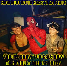 Mary Jane Memes - mary jane s out of town and lil spidey need attention by