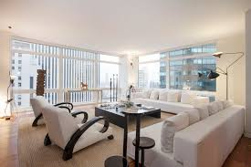 livingroom nyc wonderful living space nyc design ideas with brown wooden panels