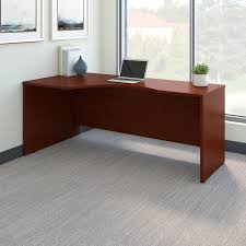Sutton L Shaped Desk by Bush Series C Corner Desk And Hutch With Lateral File Hayneedle
