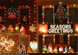season u0027s greetings christmas lights on the 700 block of 34 u2026 flickr