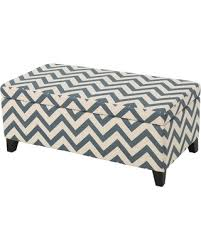 breanna floral fabric storage ottoman by christopher knight home don t miss this deal on breanna storage ottoman navy white