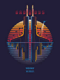 Bad Boys Ii The Geeky Nerfherder Coolart U0027bad Boys Ii U0027 By Dkng Studios