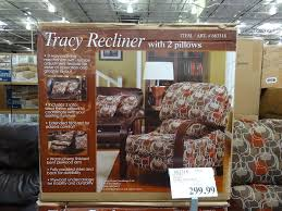 costco deal synergy home furnishings monica recliner synergy tracy fabric recliner