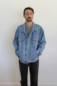 light blue denim jacket mens light wash denim oversized jacket mens large oversized jacket