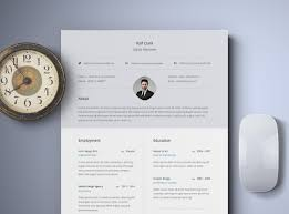 Resume Template Free Free Classy Resume Template Free Design Resources