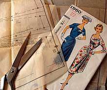 home dressmaking recording from wessex film and sound archive