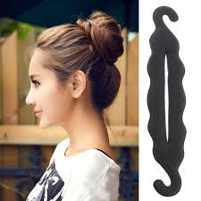 donut bun hair aliexpress buy 2pcs girl hair band for women accessories